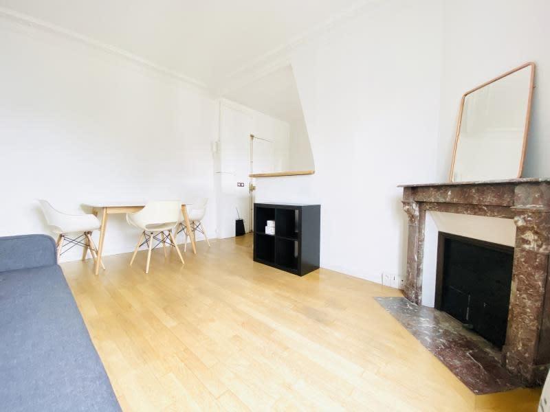 Location appartement Asnieres sur seine 1075€ CC - Photo 2