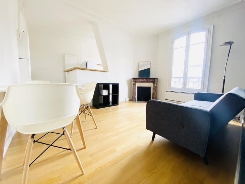 Location appartement Asnieres sur seine 1075€ CC - Photo 3