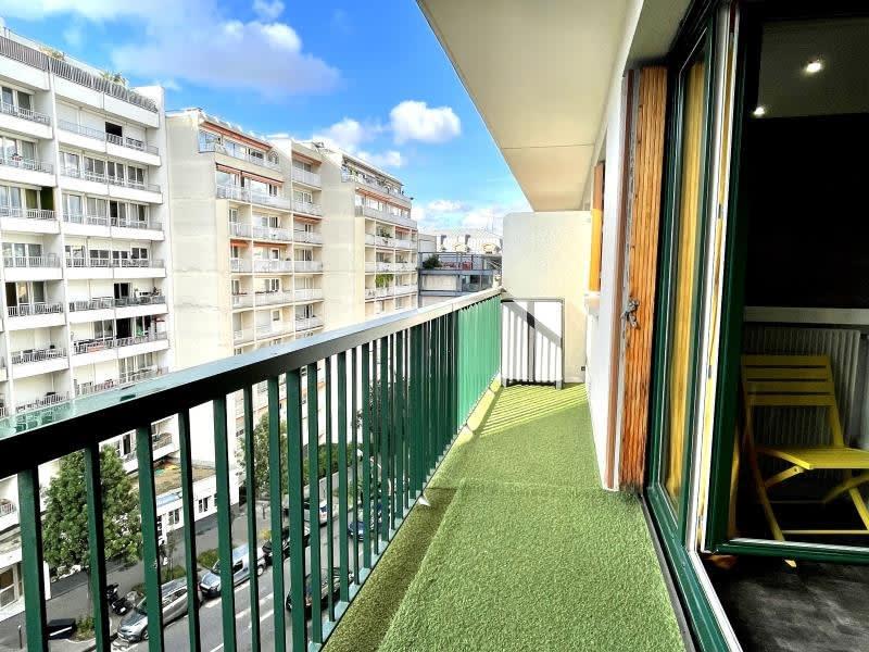 Location appartement Paris 20ème 995€ CC - Photo 1