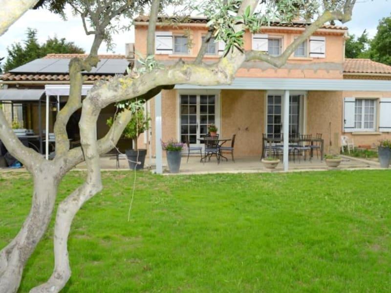 Sale house / villa Sorgues 345000€ - Picture 1