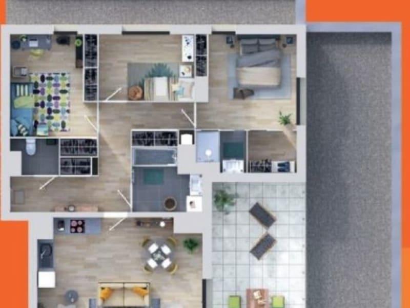 Vente appartement Nieppe 347000€ - Photo 2