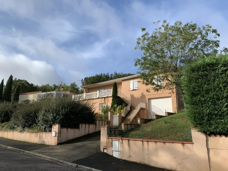 Rental house / villa Puygouzon 815€ CC - Picture 1