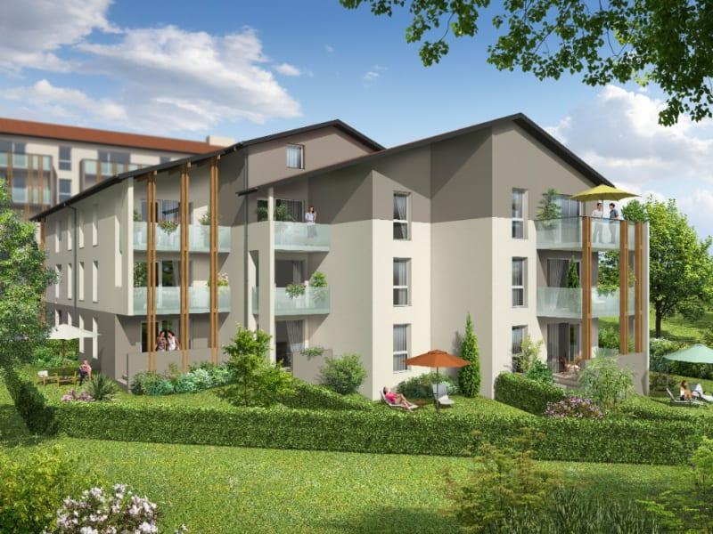 Sale apartment Nivolas vermelle 159707€ - Picture 1
