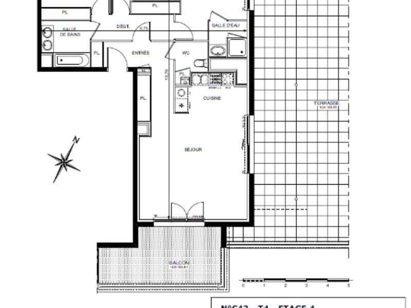 Vente appartement Castanet tolosan 555000€ - Photo 7