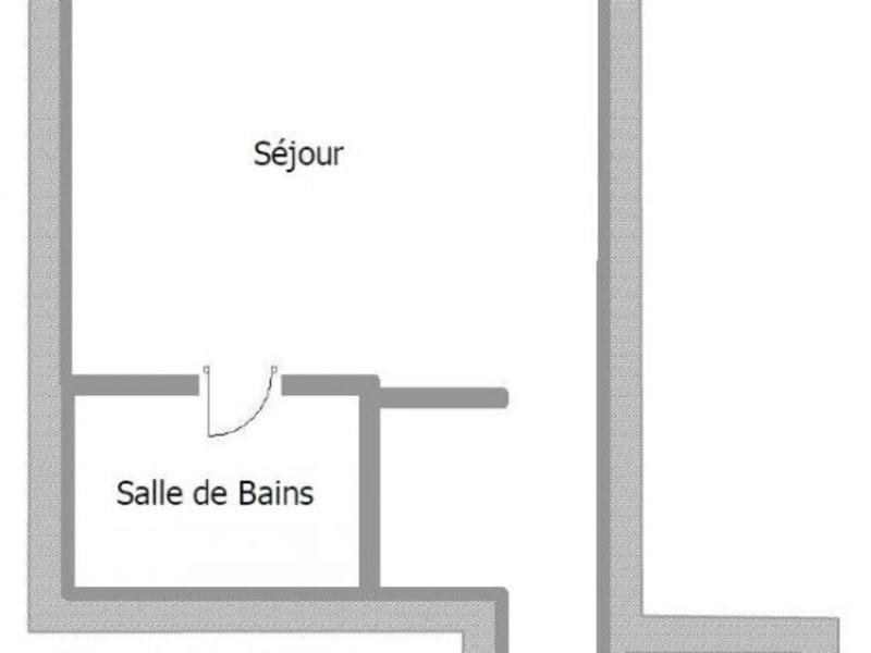 出租 公寓 Paris 15ème 856€ CC - 照片 8