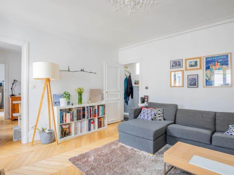 Sale apartment Paris 17ème 780000€ - Picture 2