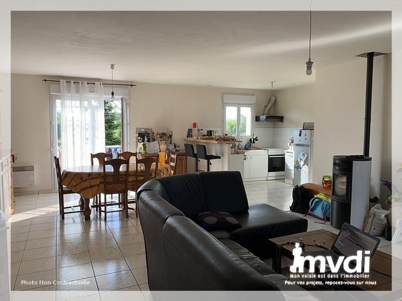 Location maison / villa Pouille les coteaux 667€ CC - Photo 1