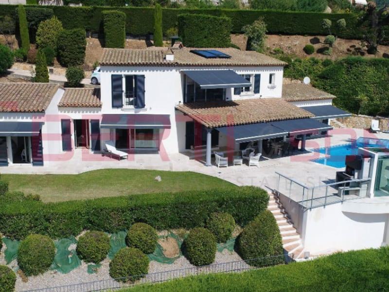 Sale house / villa Mandelieu la napoule 3495000€ - Picture 1