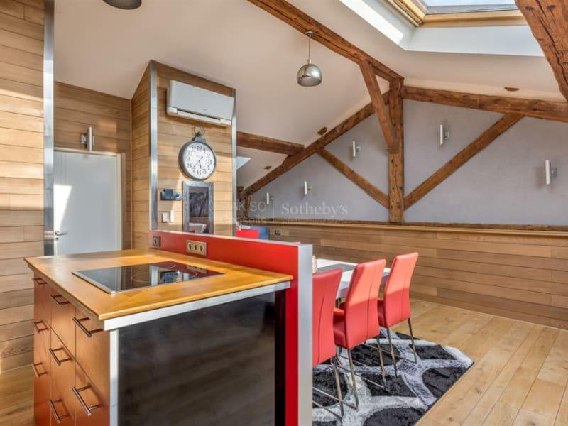 Vente appartement Neuville sur saone 195000€ - Photo 6