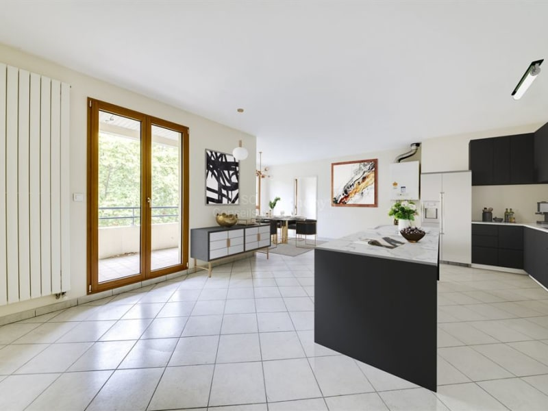 Vente de prestige appartement Lyon 1er 1420000€ - Photo 2