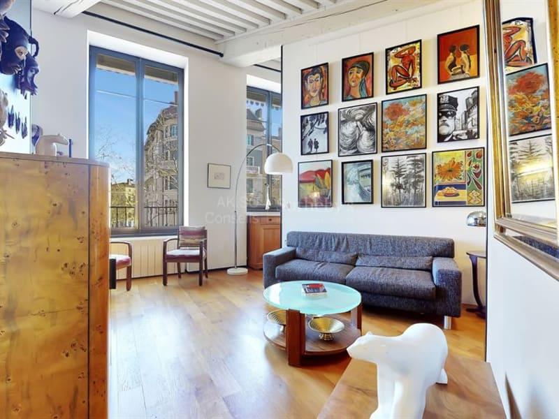 Vente appartement Lyon 4ème 500000€ - Photo 1