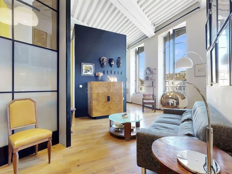 Vente appartement Lyon 4ème 500000€ - Photo 2