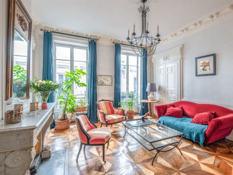 Vente de prestige appartement Lyon 2ème 995000€ - Photo 1