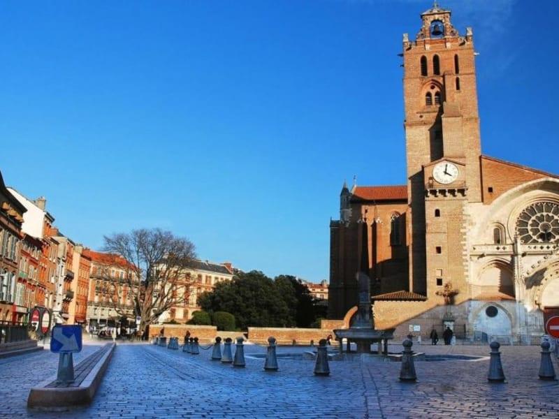 Location appartement Toulouse 840€ CC - Photo 1