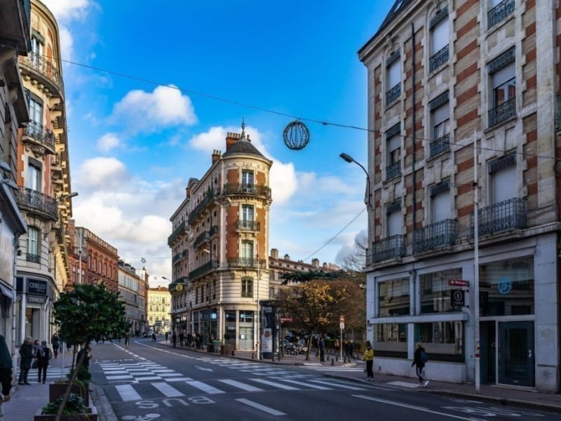 Location local commercial Toulouse 880€ HC - Photo 1