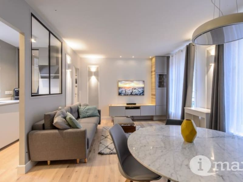 Sale apartment Paris 7ème 895000€ - Picture 2