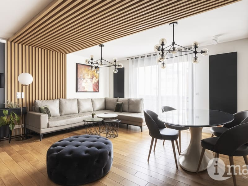 Sale apartment Paris 17ème 1490000€ - Picture 2