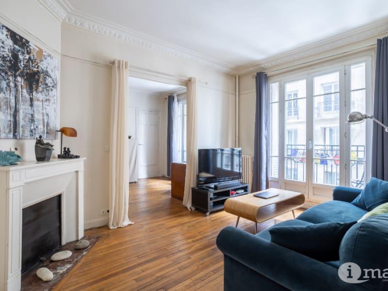 Sale apartment Paris 18ème 345000€ - Picture 1
