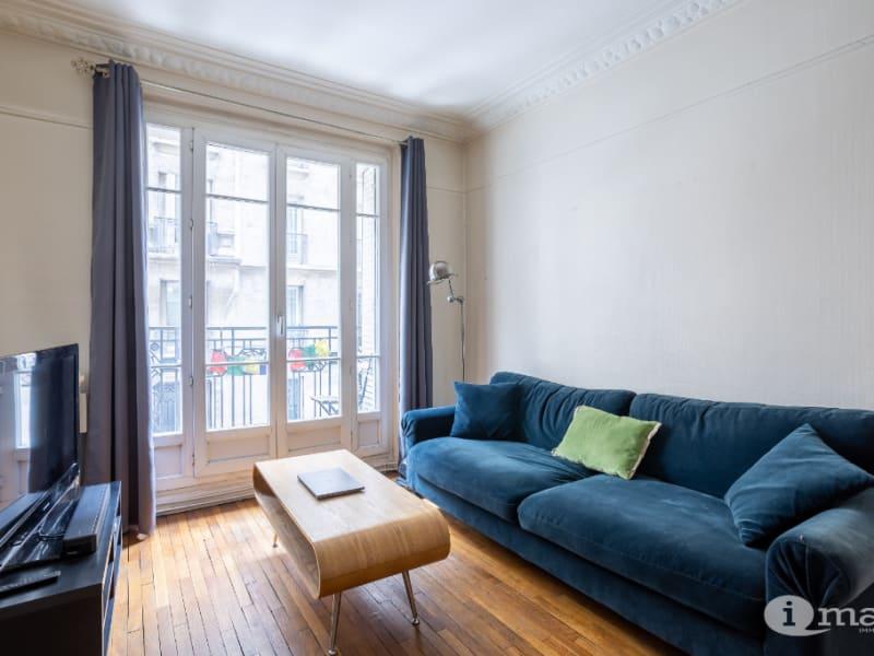 Sale apartment Paris 18ème 345000€ - Picture 2