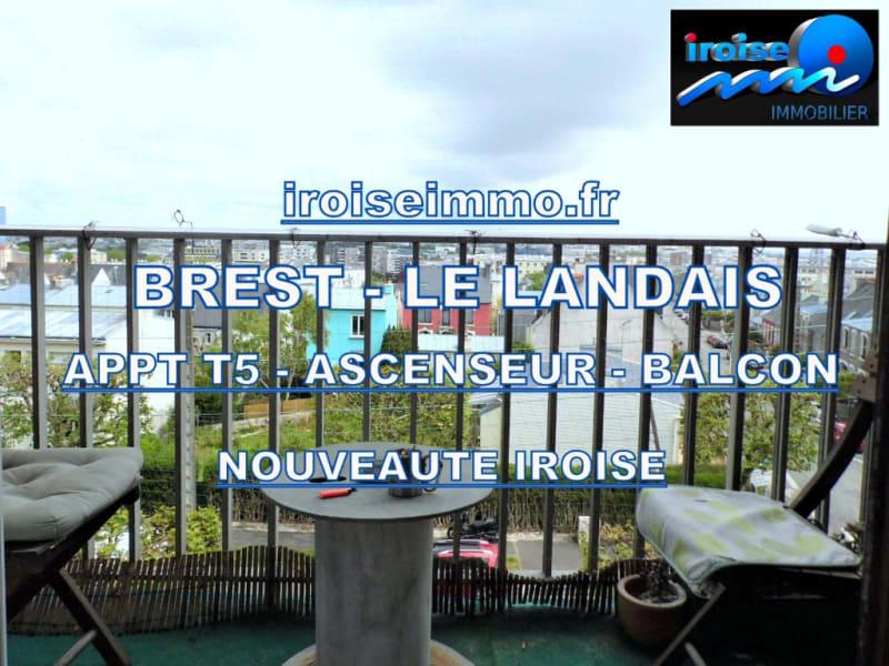 Sale apartment Brest 147100€ - Picture 1