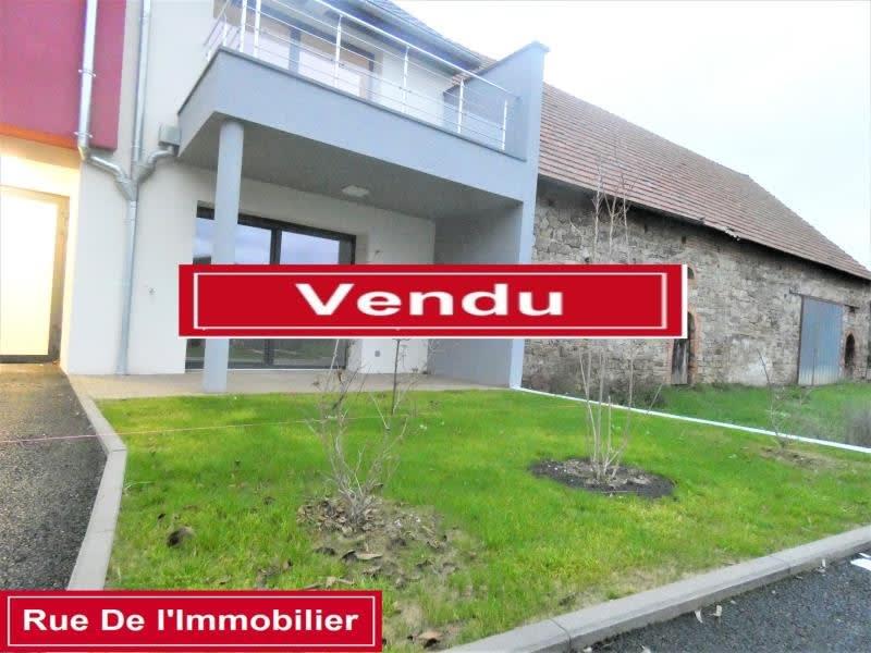 Sale apartment Mommenheim 172700€ - Picture 1