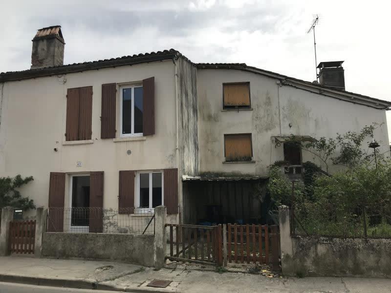 Sale building La reole 108000€ - Picture 1