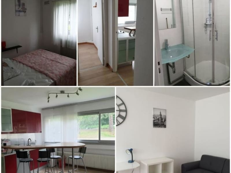 Location appartement Herouville st clair 560€ CC - Photo 1