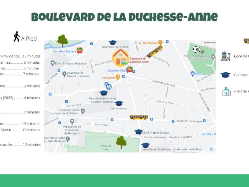 Location appartement Rennes 490€ CC - Photo 5