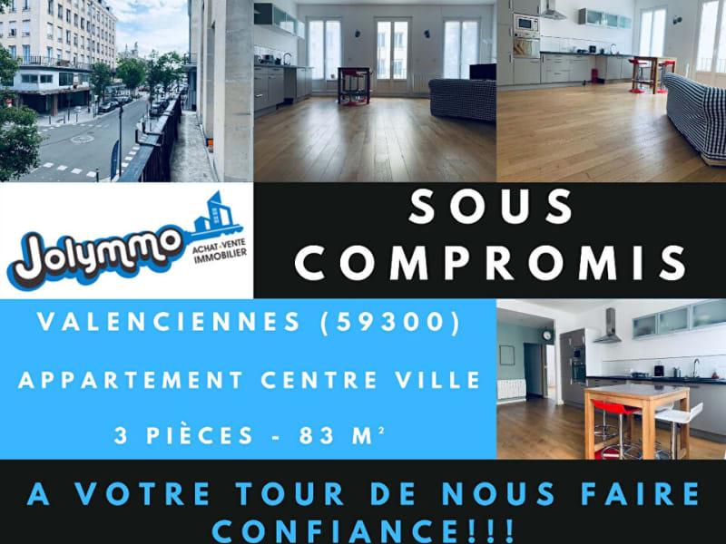 Sale apartment Valenciennes 187000€ - Picture 1