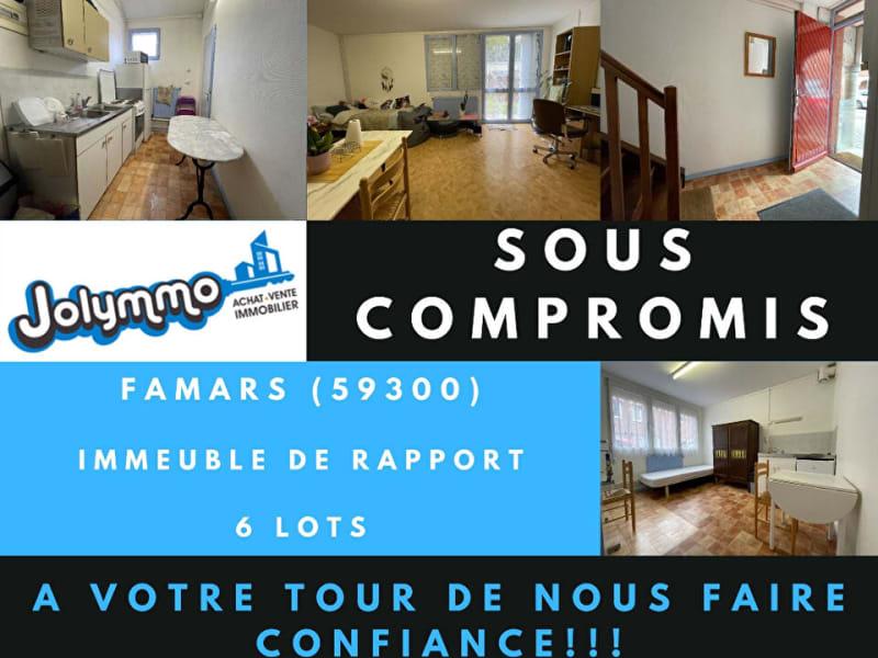 Vente immeuble Famars 220000€ - Photo 1
