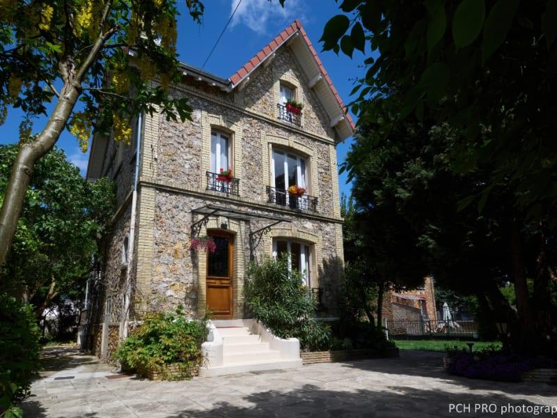 Sale house / villa Cormeilles en parisis 760000€ - Picture 1