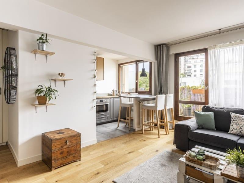 Sale apartment Courbevoie 420000€ - Picture 3