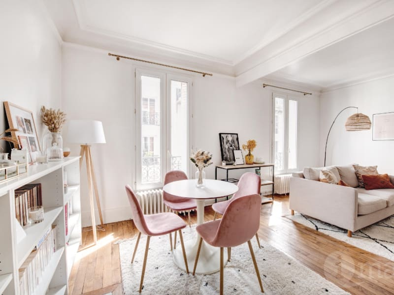 Sale apartment Courbevoie 438000€ - Picture 1