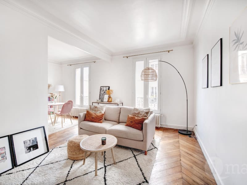 Sale apartment Courbevoie 438000€ - Picture 2