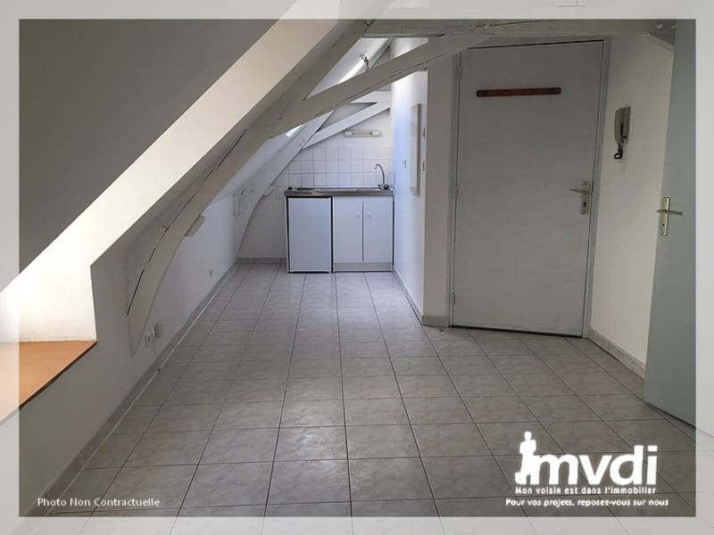 Location appartement Saint mars la jaille 212€ CC - Photo 1