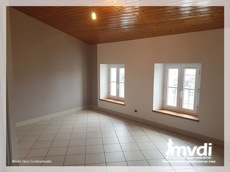 Location appartement Le fuilet 295€ CC - Photo 1
