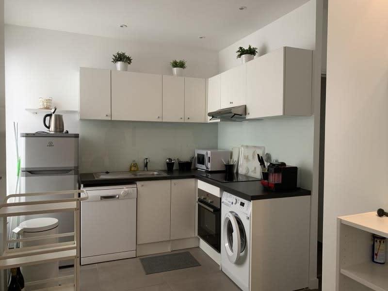 Rental apartment Boulogne billancourt 1100€ CC - Picture 1