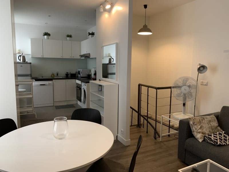 Rental apartment Boulogne billancourt 1100€ CC - Picture 2