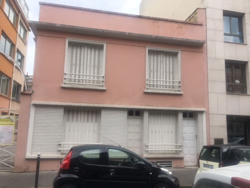 Rental empty room/storage Boulogne billancourt 2834€ CC - Picture 1