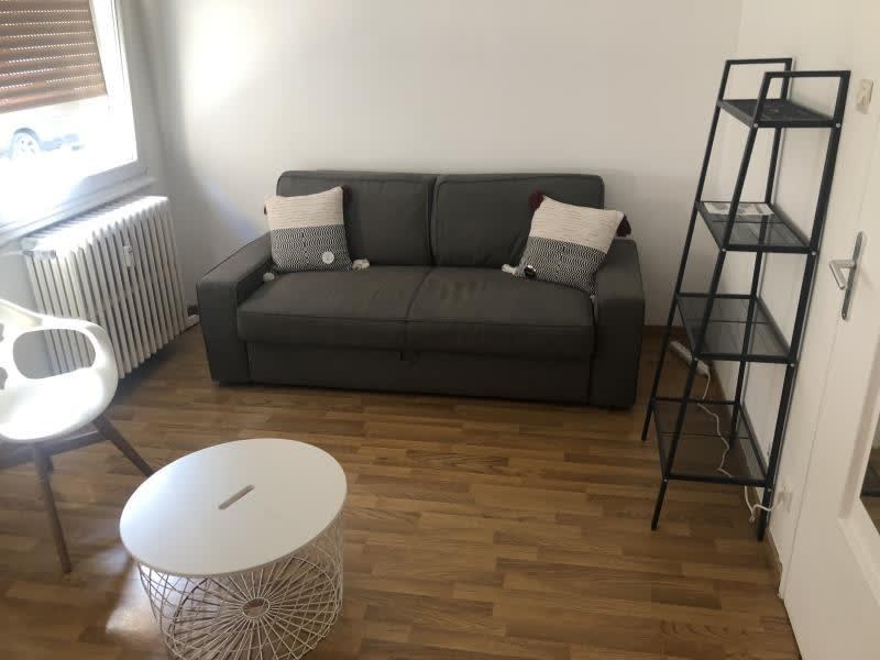 Rental apartment Strasbourg 520€ CC - Picture 1