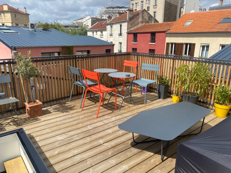 Sale apartment Montreuil 940000€ - Picture 1