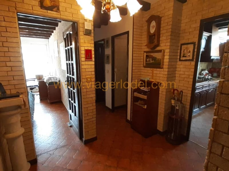 Verkauf auf rentenbasis wohnung La grande-motte 95000€ - Fotografie 7
