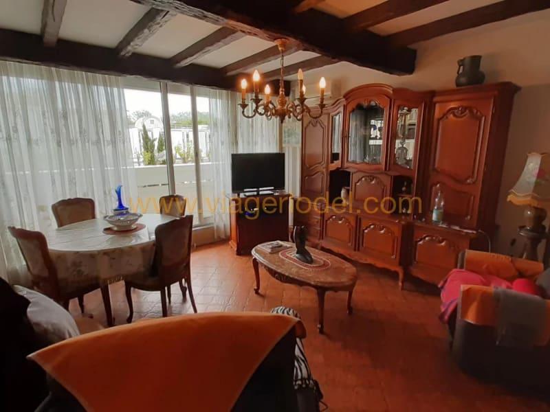 Verkauf auf rentenbasis wohnung La grande-motte 95000€ - Fotografie 1