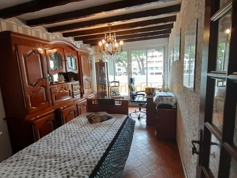 Verkauf auf rentenbasis wohnung La grande-motte 95000€ - Fotografie 5