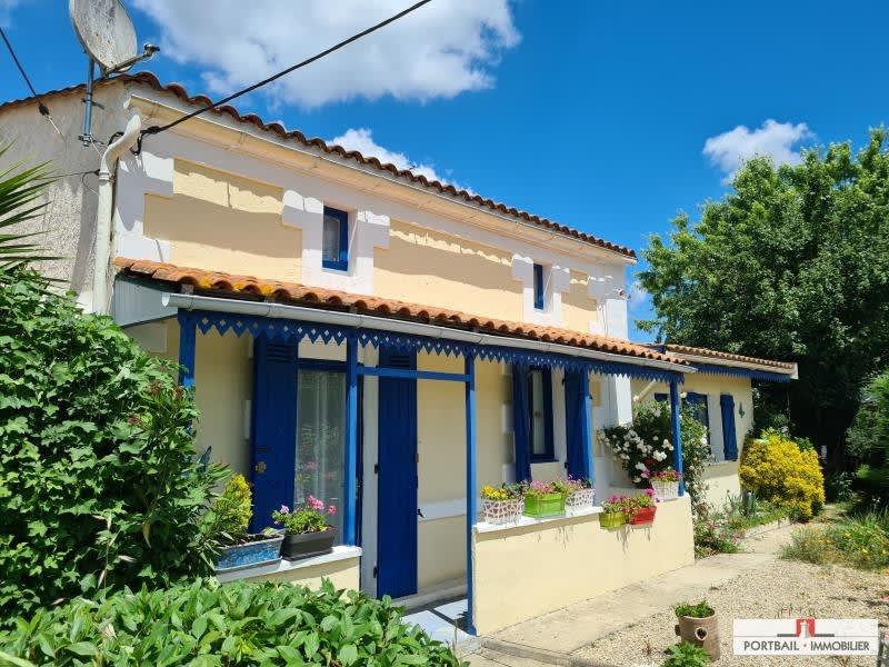 Vente maison / villa Blaye 158000€ - Photo 1