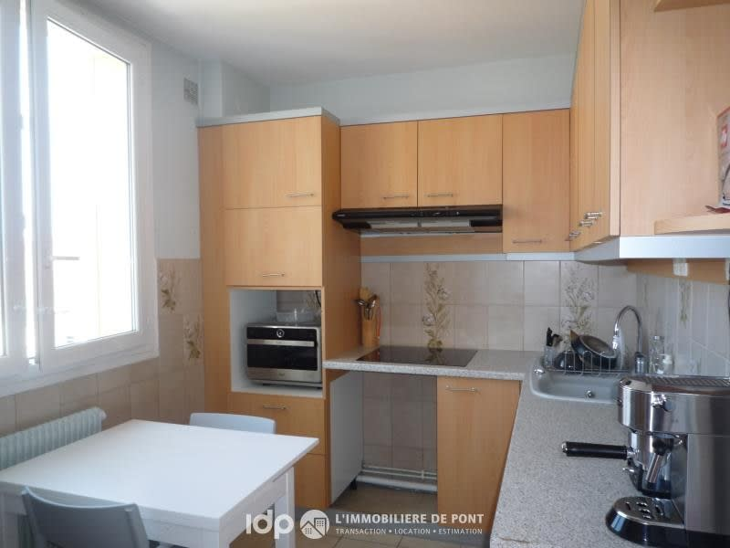 Location appartement Pont de cheruy 768€ CC - Photo 1