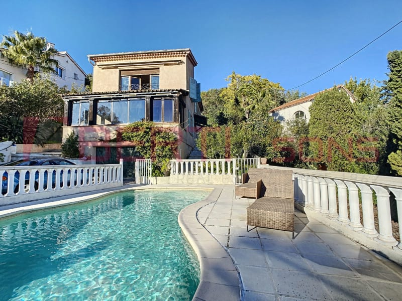 Sale house / villa Mandelieu la napoule 775000€ - Picture 2