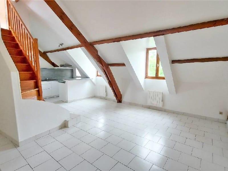 Rental apartment Cregy les meaux 635,50€ CC - Picture 1