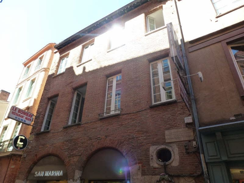 Location appartement Toulouse 513€ CC - Photo 1