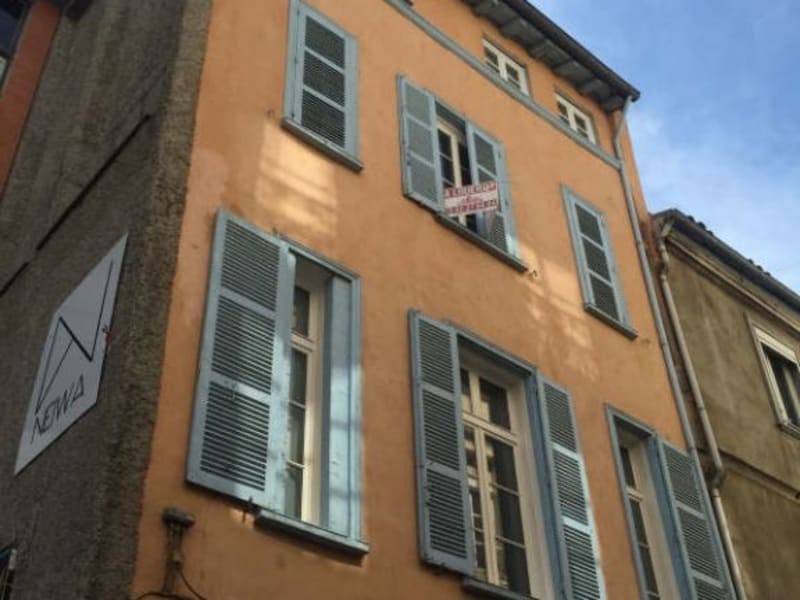 Rental apartment Toulouse 502€ CC - Picture 1